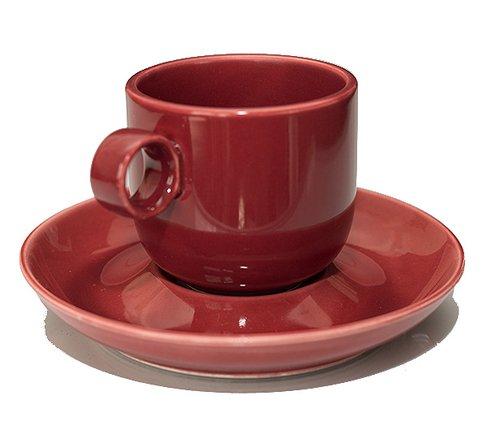 Rosenthal ローゼンタール テラロッサ Terra Rossa コーヒーカップ &ソーサー  ローゼンタール カップの写真No.2