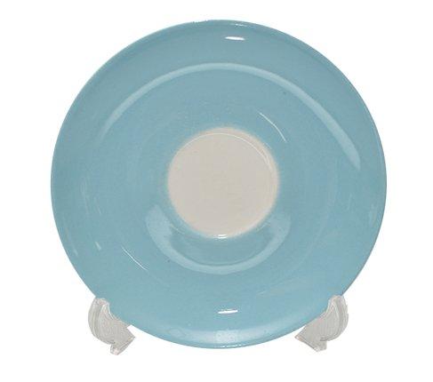 アラビア/ARABIA ステンシル/Stencil ポルカドット/Polca dot スカイブルー/sky blue コーヒーカップ&ソーサー の写真No.6