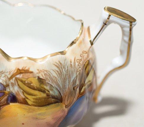 エインズレイ オーチャードゴールド クリーマー1325(S) Aynsley Orchard Goldの写真No.6