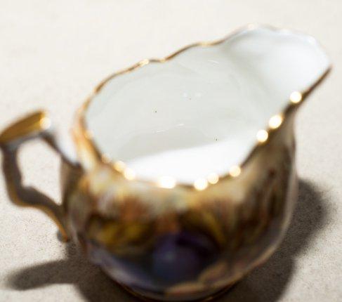 エインズレイ オーチャードゴールド クリーマー1325(S) Aynsley Orchard Goldの写真No.7
