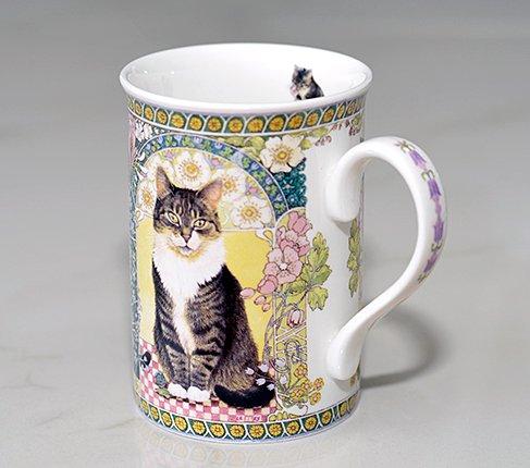 ダンバリーミント Lesley's Catsマグカップ Danbury mintの写真No.4