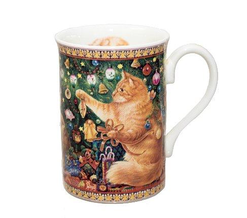 ダンバリーミント Lesley's Catsマグカップ Danbury mintの写真