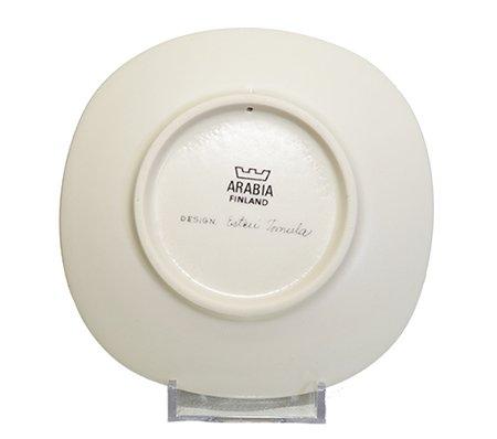 【送料無料】ARABIA アラビア ボタニカ ウォールプレート ヤナギラン  エステリ・トムラ デザイン アラビア ヴィンテージの写真No.2