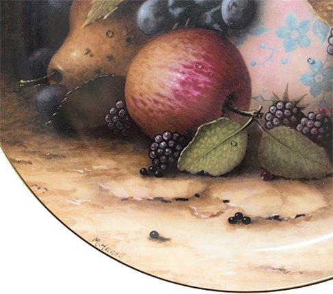 【送料無料】コールポート Still Life Fruit 陶器の水差しと果物の写真No.4