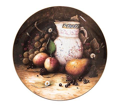 【送料無料】コールポート Still Life Fruit カーフレイの水差しと果物の写真