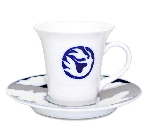 ROSENDAHL ローゼンダール社 コペンハーゲン コーヒーカップ &ソーサーの写真
