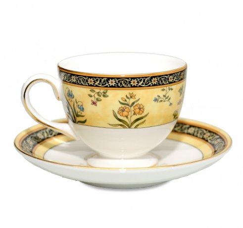 WEDGWODD ウェッジウッド インディア カップ&ソーサー リー 兼用    ウエッジウッド 廃盤 ブランド食器 紅茶 コーヒーカップ アンティークカップ usedの写真No.2