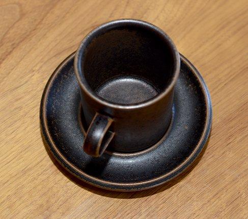 アラビア ルスカ コーヒーカップ&ソーサーARABIAの写真No.7
