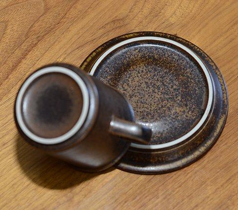 アラビア ルスカ コーヒーカップ&ソーサーARABIAの写真No.8