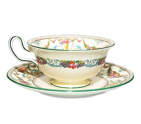 WEDGWODD ウェッジウッド ヴェントナー カップ&ソーサー ピオニー/紅茶カップの写真No.3
