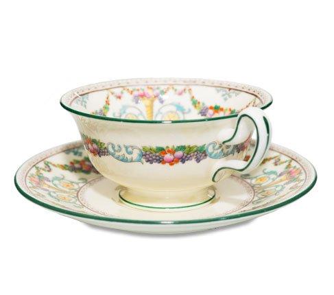 WEDGWODD ウェッジウッド ヴェントナー カップ&ソーサー ピオニー/紅茶カップの写真No.4