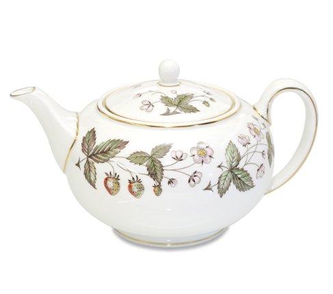 ウェッジウッド ストロベリーヒル ティーポット WEDGWODD 紅茶 サーバー 廃盤 希少【セール】 の写真