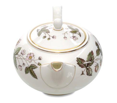 ウェッジウッド ストロベリーヒル ティーポット WEDGWODD 紅茶 サーバー 廃盤 希少【セール】 の写真No.4