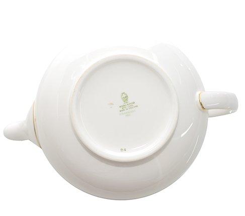 ウェッジウッド ストロベリーヒル ティーポット WEDGWODD 紅茶 サーバー 廃盤 希少【セール】 の写真No.5