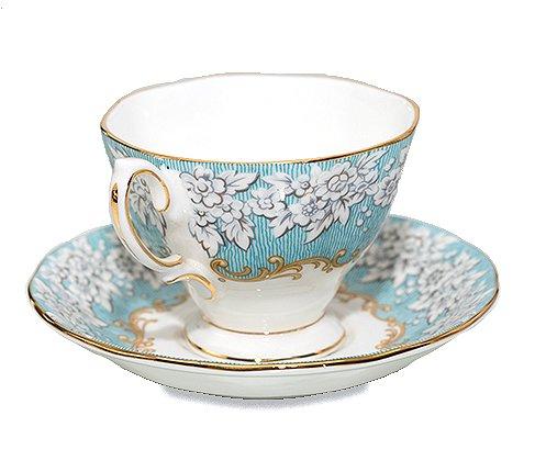 ロイヤルアルバート/Royal Albert エンチャントメント/Enchantment コーヒーカップ&ソーサーの写真No.2