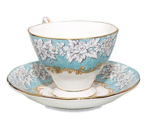 ロイヤルアルバート/Royal Albert エンチャントメント/Enchantment コーヒーカップ&ソーサーの写真No.3