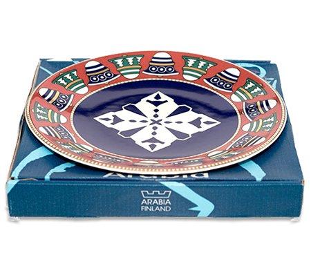 ARABIA アラビア クリスマスプレート 2000年 アラビア 皿・プレートの写真No.3