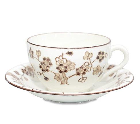 ロールストランド ジャポニカ コーヒーカップ&ソーサーの写真