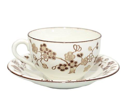 ロールストランド ジャポニカ コーヒーカップ&ソーサーの写真No.2