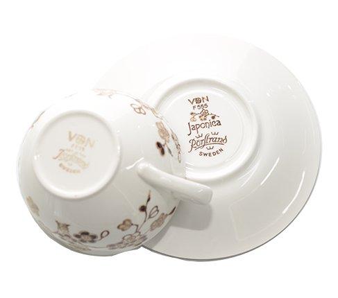 ロールストランド ジャポニカ コーヒーカップ&ソーサーの写真No.4