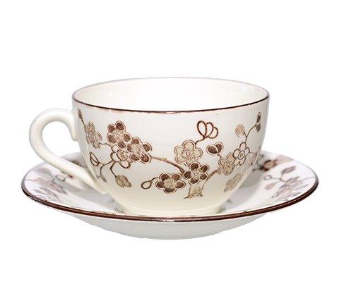 RORSTRAND ロールストランド ジャポニカ コーヒーカップ &ソーサー ロールストランド カップ Swedish brandの写真No.2