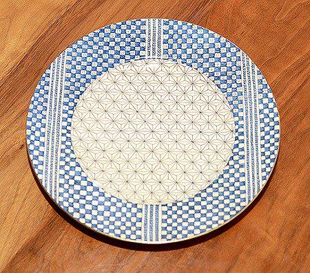 ウェッジウッド/WEDGWOOD サムライ/Samurai アクセント プレート20cm WEDGWODD 中皿 廃盤 食器 ギフト の写真No.3