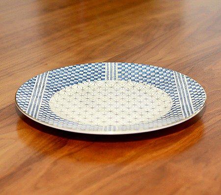 ウェッジウッド/WEDGWOOD サムライ/Samurai アクセント プレート20cm WEDGWODD 中皿 廃盤 食器 ギフト の写真No.2