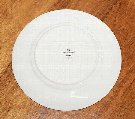 ウェッジウッド/WEDGWOOD サムライ/Samurai アクセント プレート20cm WEDGWODD 中皿 廃盤 食器 ギフト の写真No.4