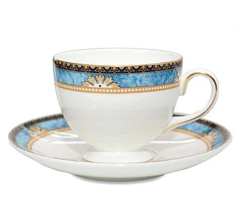 ウェッジウッド カップアンドソーサー カーゾン リー/コーヒーカップ の写真