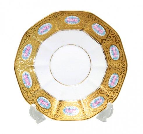 【送料無料】BAVARIA ババリア ティルシェンロイト ティーカップ &ソーサー  ババリア カップ 食器 TIRSHENREUTHの写真No.4