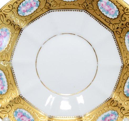 【送料無料】BAVARIA ババリア ティルシェンロイト ティーカップ &ソーサー  ババリア カップ 食器 TIRSHENREUTHの写真No.5