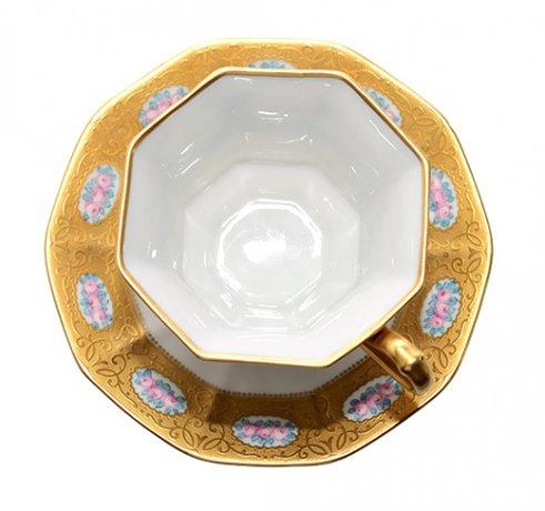 【送料無料】BAVARIA ババリア ティルシェンロイト ティーカップ &ソーサー  ババリア カップ 食器 TIRSHENREUTHの写真No.6