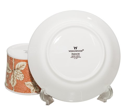 ウェッジウッド フランシス カップ&ソーサー インペリアル WEDGWODD Frances ウェッジウッド カップアンドソーサー ウエッジウッド 食器 廃盤の写真No.6