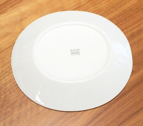 アラビア サンヌンタイ オーバルプレート 25cm ARABIA Sunnuntai アラビア 食器 ビルガー カイピアイネン usedの写真No.7