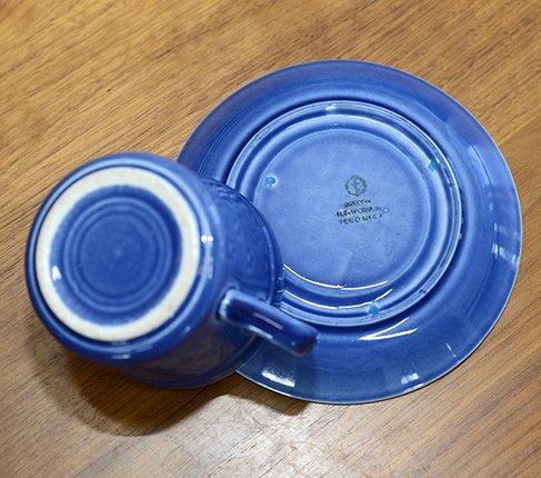 gustavsbergグスタフスベリ ヴェロニカ コーヒーカップ&ソーサー 小さめサイズVeronikaの写真No.8