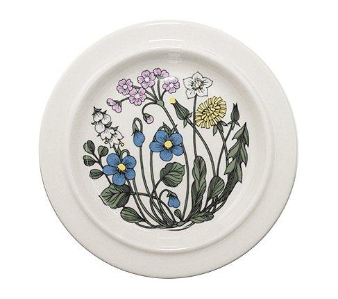 ARABIA アラビア フローラ プレート17cm デザート皿  エステリ・トムラデザイン アラビア 食器の写真