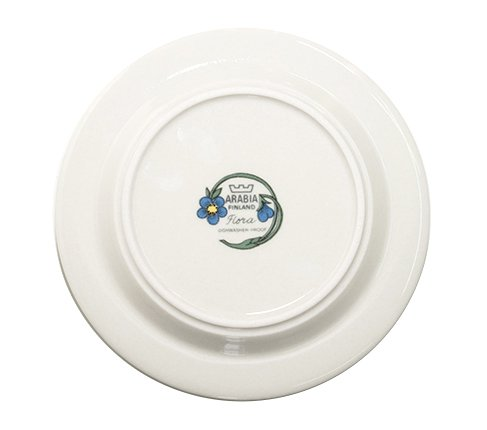 ARABIA アラビア フローラ プレート17cm デザート皿  エステリ・トムラデザイン アラビア 食器の写真No.3
