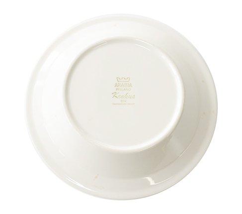 アラビア クロッカス BW ボウル 20cm スープ皿 エステリ・トムラARABIA Krokus アラビア 食器 finlandの写真No.3