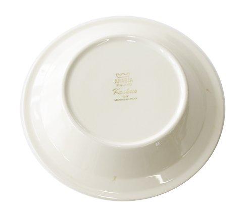 アラビア クロッカス BW ボウル 20cm スープ皿 エステリ・トムラARABIA Krokus アラビア 食器 finlandの写真No.4