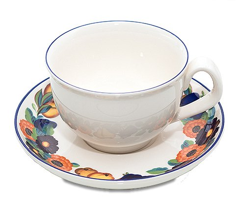 ロイヤルコペンハーゲン/ROYAL COPENHAGEN ゴールデンサマー/Golden Summer カップ&ソーサー 紅茶カップ ロイヤルコペンハーゲン 食器の写真