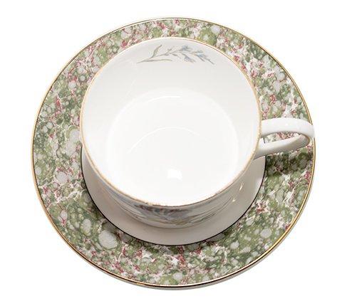 黒壺マーク ウェッジウッド ハミングバード カップ&ソーサー インペリアル WEDGWODD HUMMING BIRDS ウエッジウッド 廃盤 紅茶カップの写真No.4