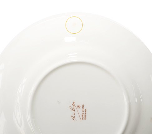 スージークーパー フレグランス/Fragrance コーヒーカップ&ソーサー&プレート17cm Susie Cooper コーヒーセット(トリオ)の写真No.7