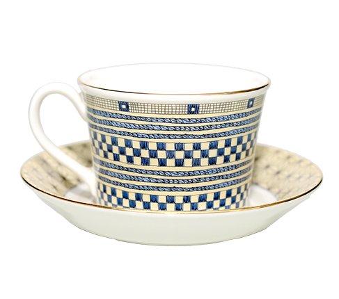 WEDGWODD ウェッジウッド サムライ/Samurai カップ&ソーサー インペリアル 紅茶カップ の写真No.2