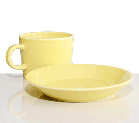 アラビア ティーマ イエロー コーヒーカップ&ソーサー Teema 廃盤の写真No.4