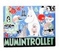 【セール】ムーミンコミック/Mumintrollet No.4 Tove Jansson 1989