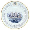 ◇【送料無料】B&G/ビングオーグレンダール 世界の帆船シリーズ ゴルヒフォック