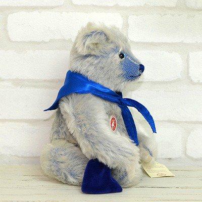 ◇【送料無料】シュタイフ/Steiff サファイアベア/Sapphire Teddybear ぬいぐるみ/2005年の写真No.6