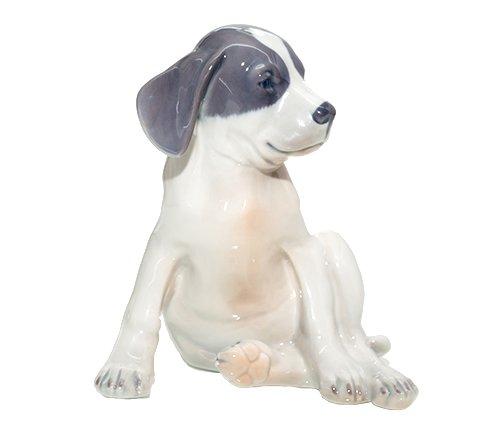 ROYAL COPENHAGEN フィギュリン ポインターの幼子/Puppy Pointer 206【送料無料】の写真No.3