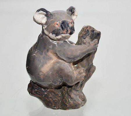 【送料無料】【今だけ価格】【希少】ロイヤルコペンハーゲン フィギュリン コアラ/Koala 5402