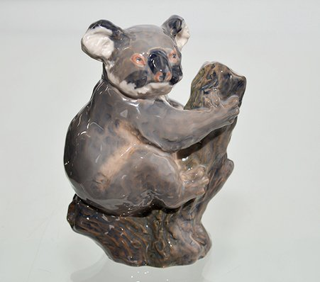 【今だけ価格】【送料無料】【希少】ロイヤルコペンハーゲン フィギュリン コアラ/Koala 5402